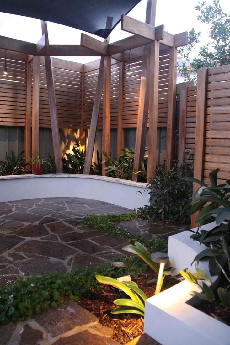 Dirty Girl Designs Landscape design for contemporary ...
