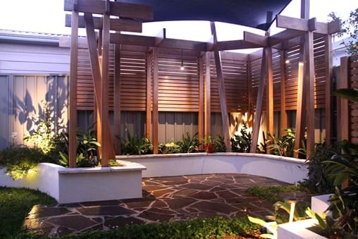 Dirty girl designs landscape design for contemporary for Garden design newcastle